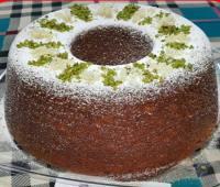 طرز تهیه کیک خرما, دسر ماه رمضان
