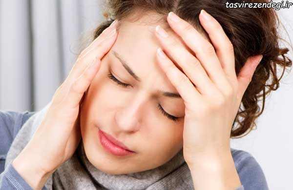 درمان سردرد بدون خوردن مسکن