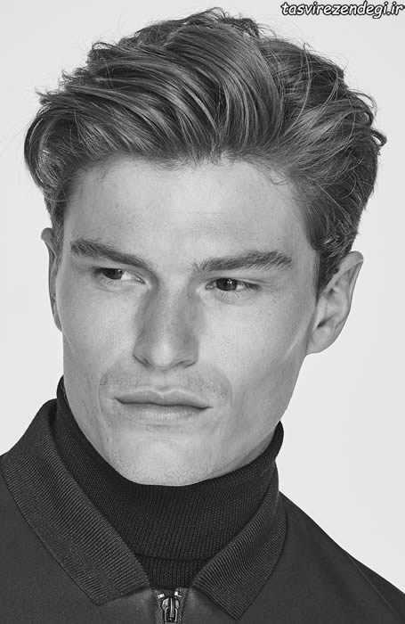 جدیدترین مدل موی مردانه , مدل مو فشن پسرانه