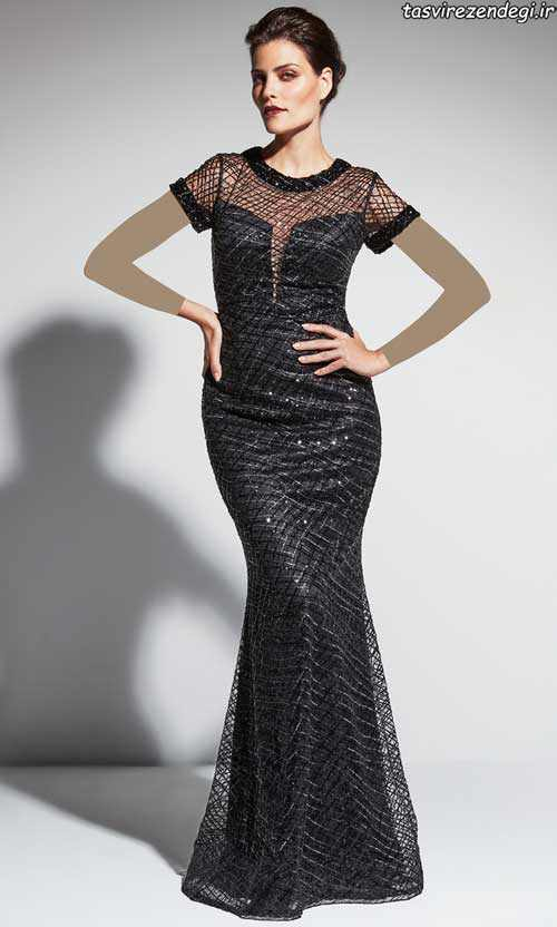 مدل لباس شب 2017, مدل لباس مجلسی 96