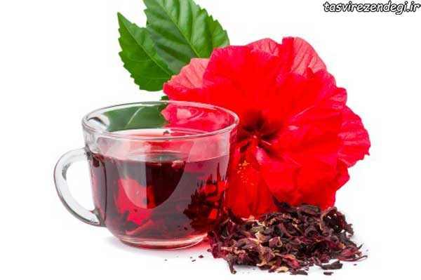 فواید مصرف چای ترش