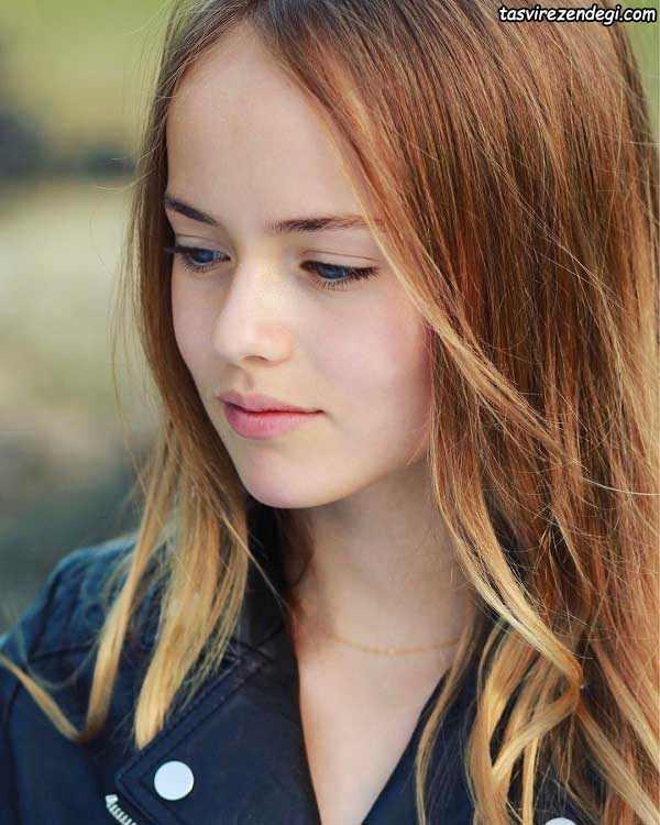ریستینا پیمنووا زیباترین دختر بچه جهان