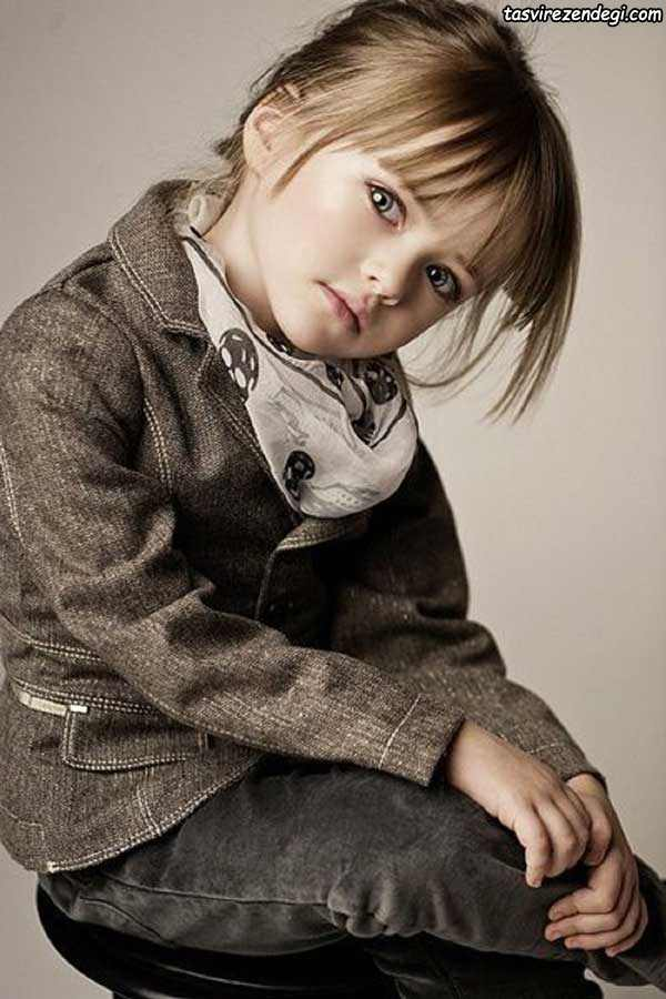 ریستینا پیمنووا جذاب ترین دختر دنیا
