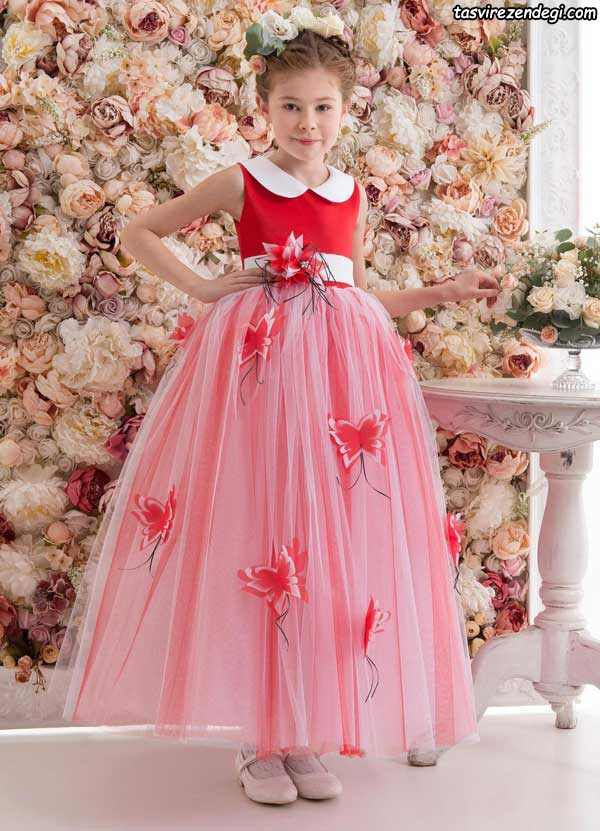 مدل لباس مجلسی دخترونه شیک