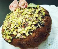 طرز تهیه کیک خرما و پسته