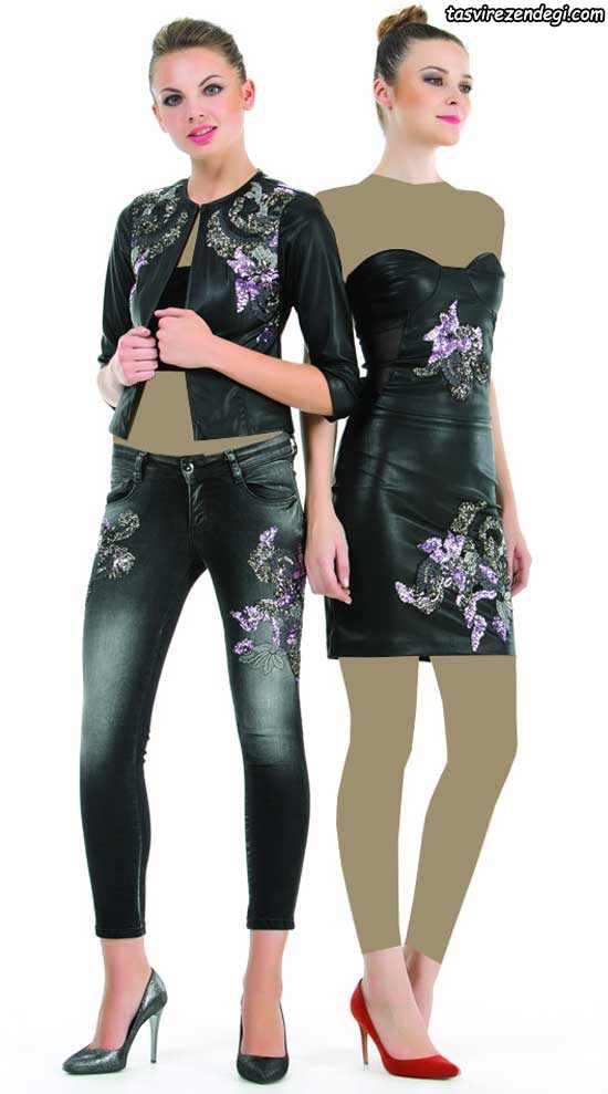 کت شلوار مجلسی دخترانه اسپرت, پیراهن دکلته مجلسی ترکیه ای