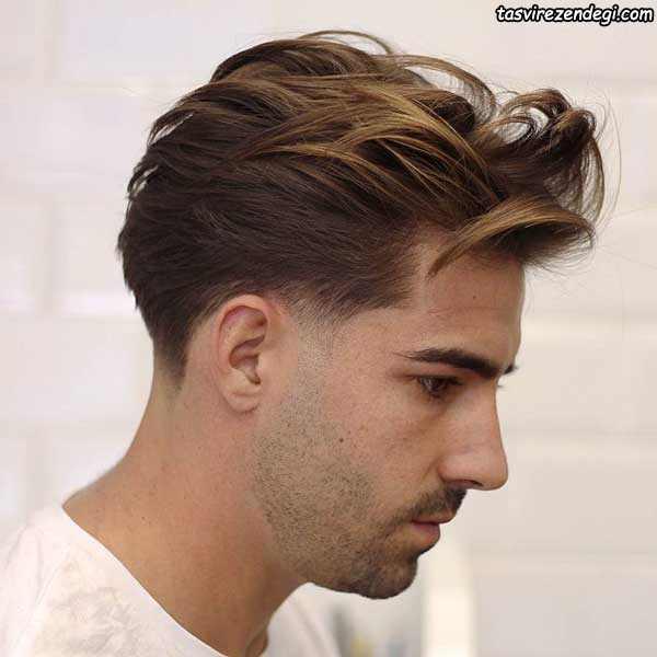 مدل موهای مردانه شیک
