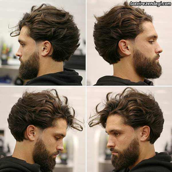 مدل مو جدید مردانه و پسرانه
