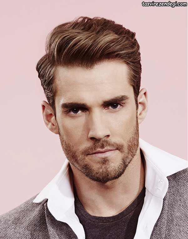 مدل مو خامه ای پسرانه, مدل مو مردانه جدید