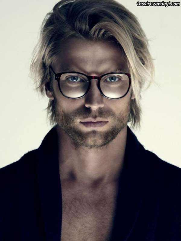 مدل مو مردانه جدید و بلند