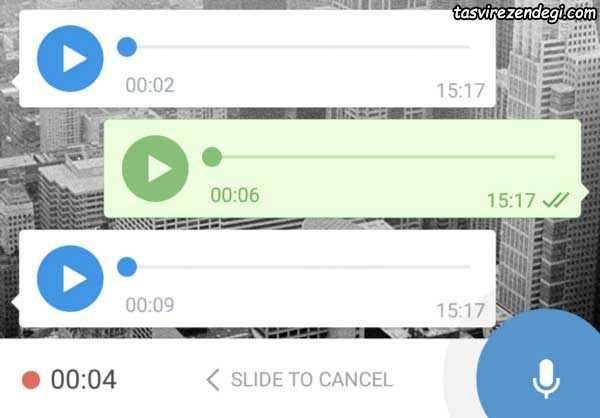 معرفی ربات های تبدیل موزیک به voice در تلگرام