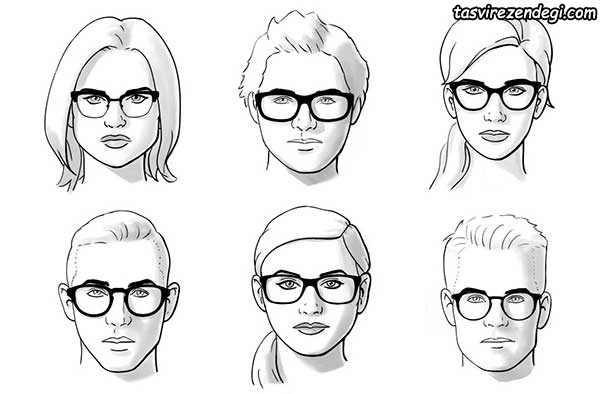 راهنمای انتخاب فریم عینک