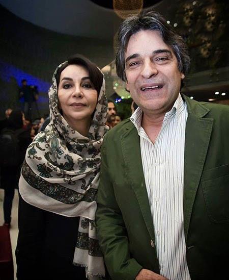 عکس اردلان شجاع کاوه و همسرش , عکس بازیگران با همسرانشان