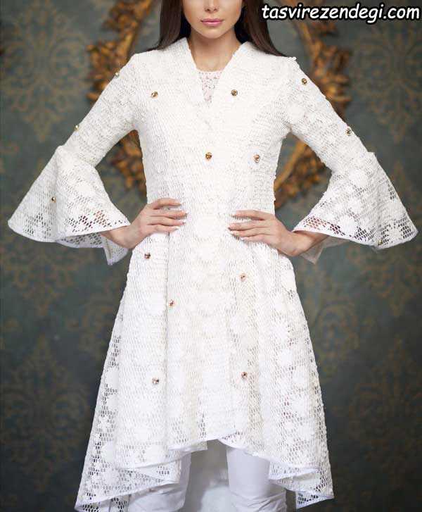 مدل مانتو عروس , مانتو برای عقد