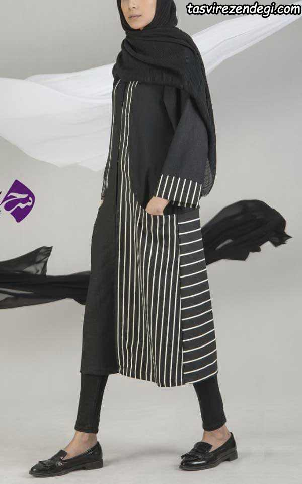 مدل مانتو اسپرت دخترانه , مدل مانتو جدید تابستانه