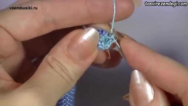 آموزش مهره بافی با قلاب, آموزش ساخت دستبند