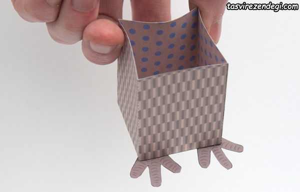 جعبه هدیه شیک , جعبه کادویی فانتزی