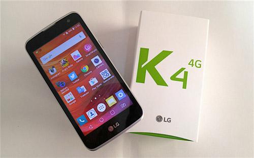 ال جی مدل K4 K130