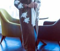 مدل مانتو تابستانه آستین کیمونو