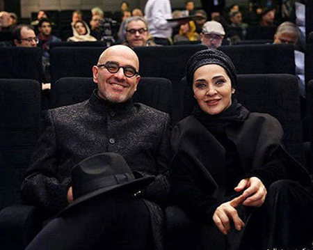 عکسرویا نونهالی و همسرش , تصاویر بازیگران با همسرانشان
