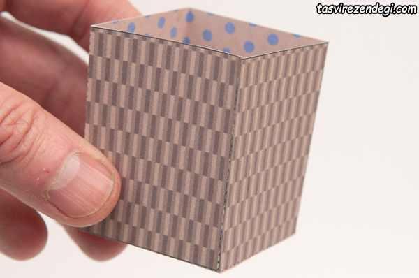 جعبه کادویی فانتزی, جعبه هدیه شیک جغد