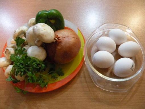 طرز تهیه پنکیک سبزیجات, شام رژیمی