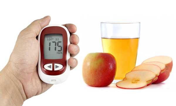 کاربردهای سرکه سیب در درمان دیابت