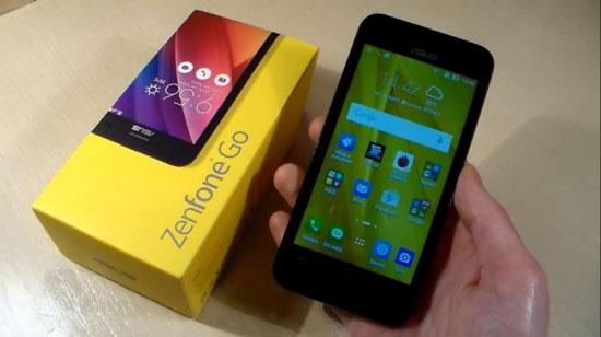 ایسوس مدل Zenfone Go ZB452KG