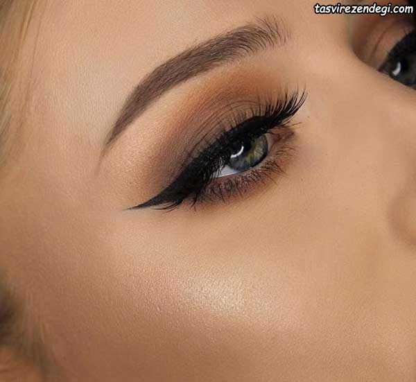 آرایش چشم لایت