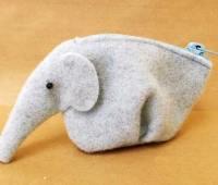 آموزش دوخت کیف به شکل فیل