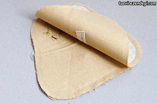 آموزش دوخت کیف زنانه