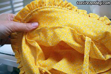 آموزش دوخت کلاه آفتابگیر دخترانهآموزش دوخت کلاه آفتابگیر دخترانه