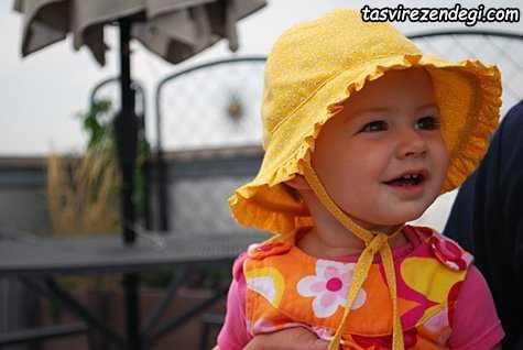 آموزش دوخت کلاه آفتابگیر دخترانه