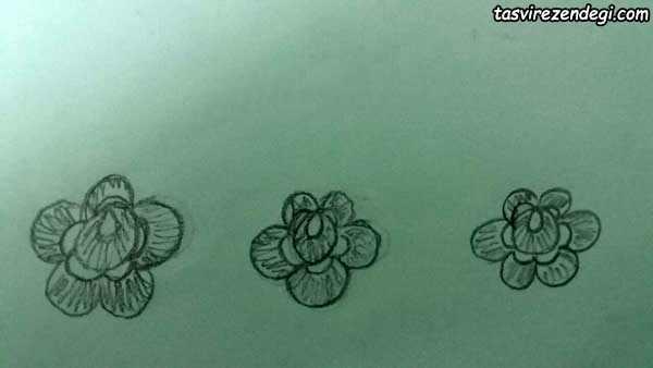 آموزش بافت گل رز با قلاب