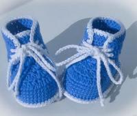 آموزش بافت کفش نوزاد