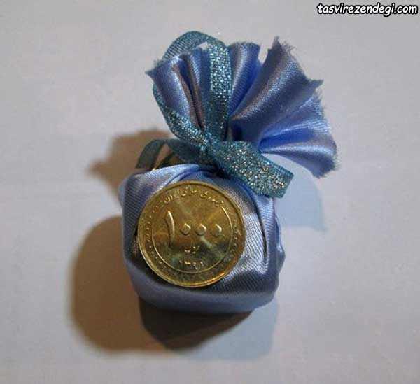 عکس مدل تزیین سکه