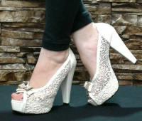 کفش مجلسی زنانه,مدل کفش عروس