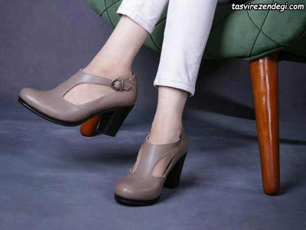 مدل کفش مجلسی دخترانه شیک
