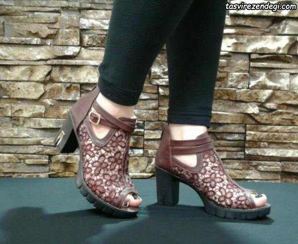 مدل کفش مجلسی دخترانه جدید