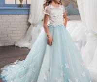 لباس مجلسی بچگانه دختر