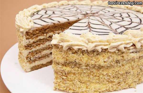 روش تازه نگهداشتن کیک