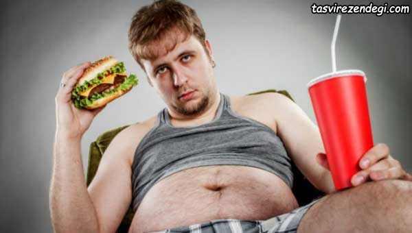 افزایش فعالیت بدنی افراد تنبل و چاق
