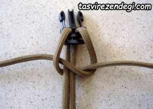 آموزش بافت دستبند پاراکورد