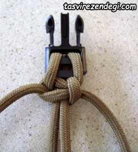 آموزش ساخت دستبند پاراکورد