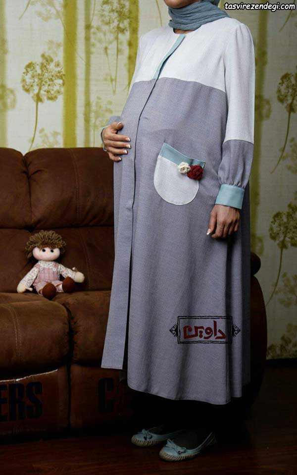 مانتو حاملگی تابستانی, مدل مانتو بارداری جدید