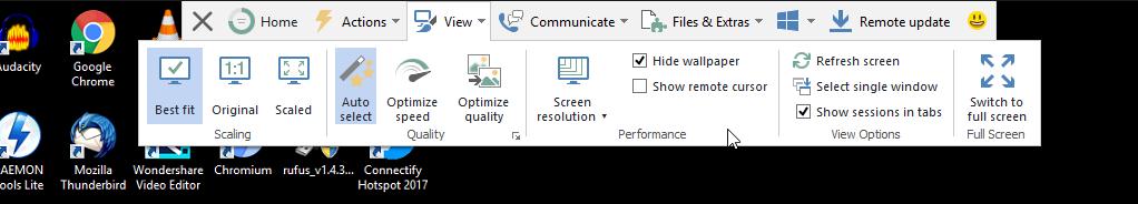 آموزش کار با نرم افزار TeamViewer