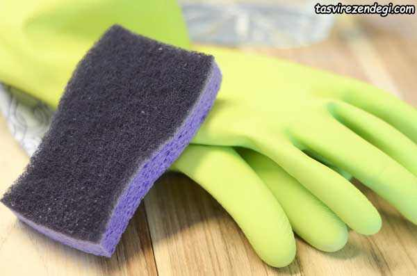 تمیز کردن اسکاچ, شستشوی اسکاچ
