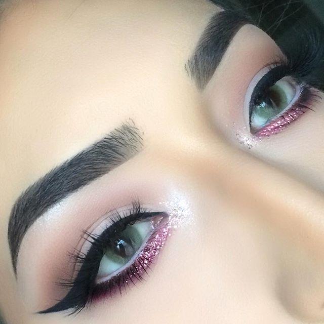 آرایش چشم ریز عروس