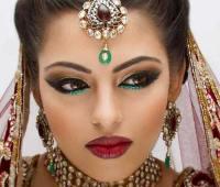 میکاپ هندی , آرایش هندی جدید