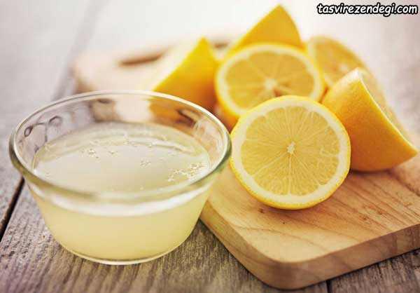 درمان سریع جای جوش با لیمو